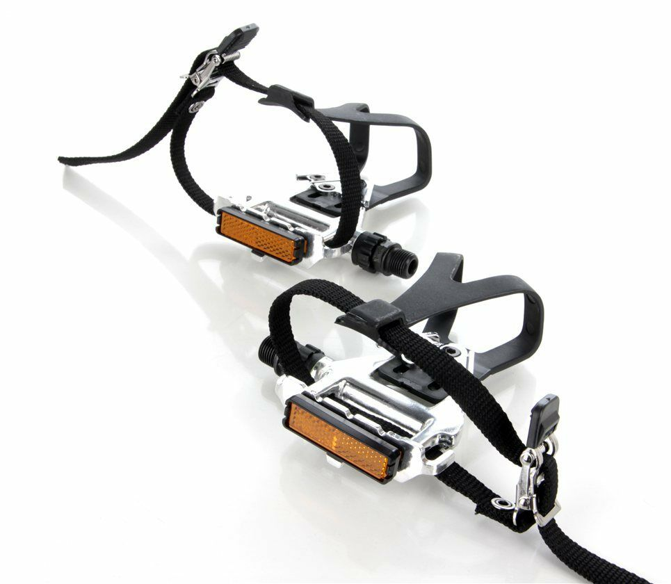 wellgo pedal straps instructions
