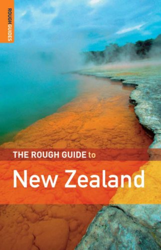 rough guide new zealand